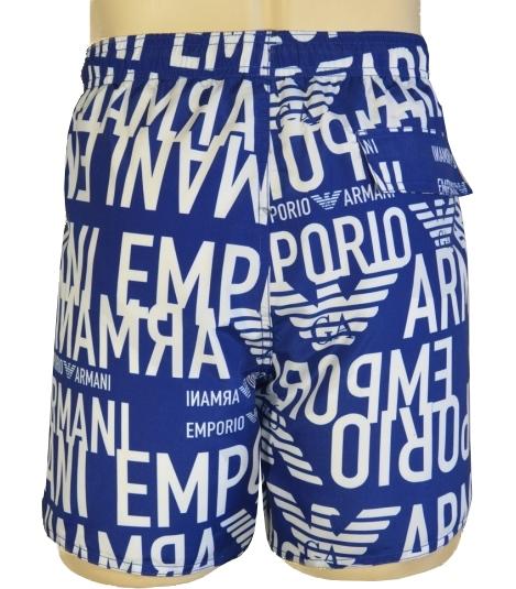 Шорты для плавания мужские (боксеры) от Emporio Armani 211740 1P428 23033 0
