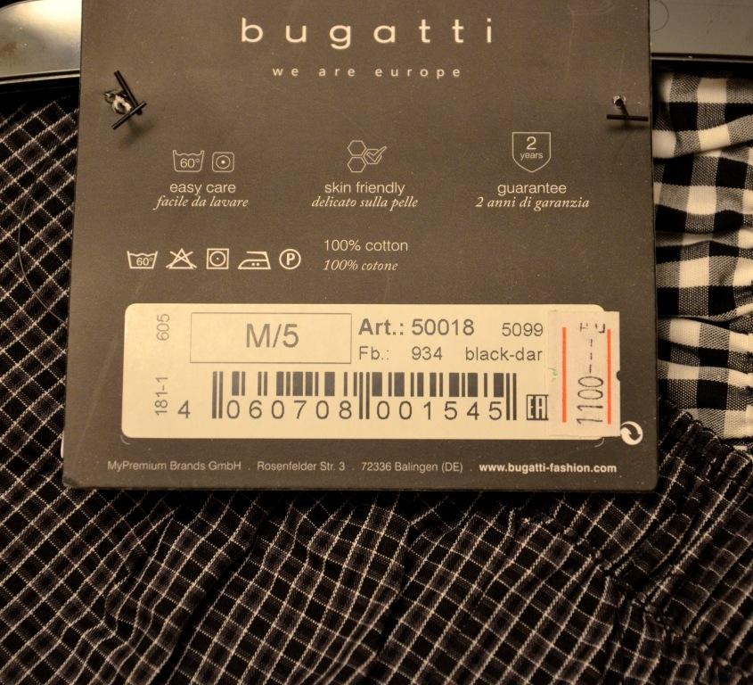 BUGATTI 50018 934 0