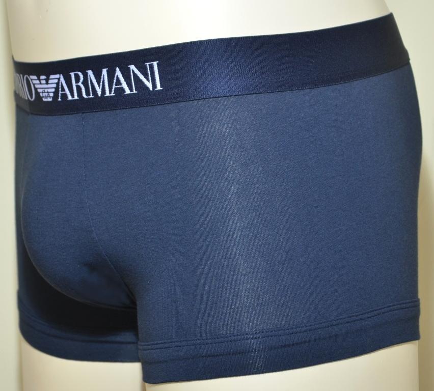 Трусы мужские боксеры  (комплект - 2 шт) от Emporio Armani  111210  0P504 0
