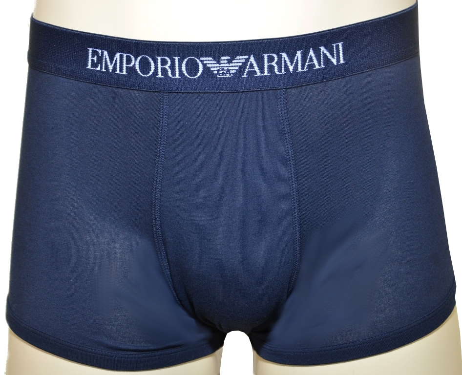 Трусы мужские боксеры (комплект - 3 шт) от Emporio Armani 111625  0P722 0