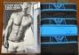 Трусы мужские боксеры  (комплект - 3 шт) от Emporio Armani  111357  0P715 4
