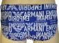 Плавки мужские слипы Emporio Armani 211723 1P409 23033 1