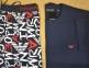 Пижама мужская: футболка и удлиненные шорты от Emporio Armani 111893 1P509 75335 3
