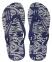 Шлепанцы мужские синие с логотипом от Emporio Armani X4QS04 XM763 N605