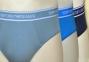 Трусы мужские слипы (комплект - 3 шт) от Emporio Armani 111734 P717