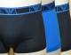 Трусы мужские боксеры  (комплект - 3 шт) от Emporio Armani  111357  0P715